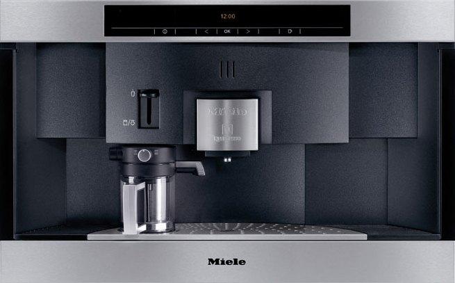 M ele cva3660 inbouw koffiemachine op de m ele inbouw apparaten website - Machine a cafe encastrable siemens ...