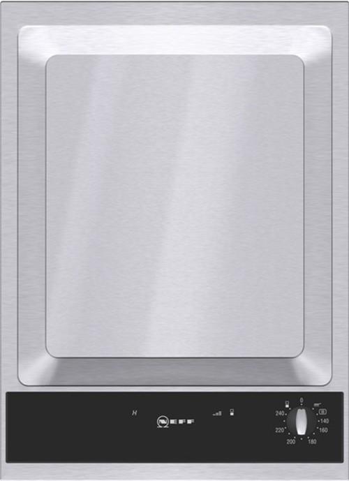 Neff n54k40n0 teppan yaki kookplaat als domino element for Neff apparatuur