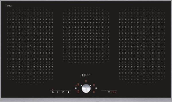 Neff t54t97n2 extra brede inductiekookplaat 90cm for Küchen einbauger te neff