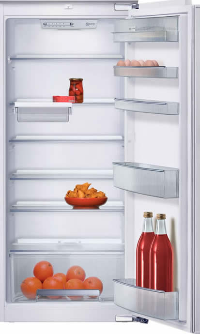 Neff koelkast K6624X8 Soft Close nis 122,5cm in de aanbieding bij de Neff Select Dealer