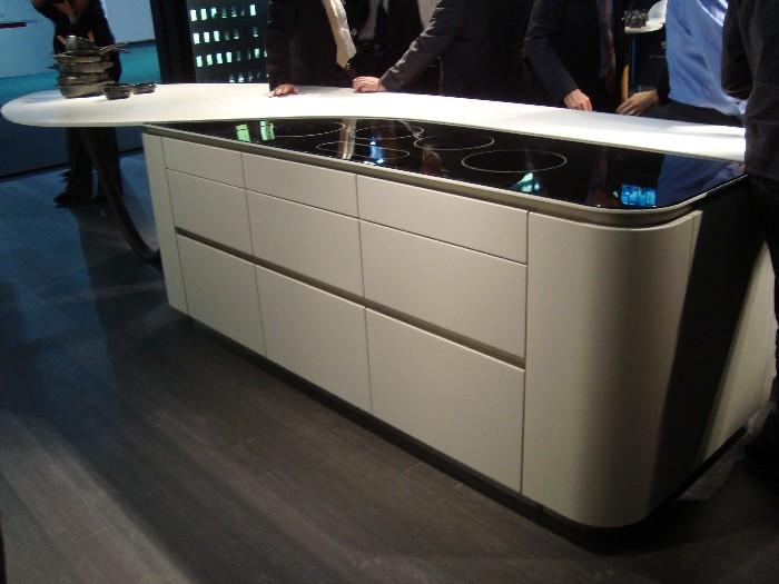 Presentatie snaidero ola restyling 2010 pininfarina - Land keuken model ...