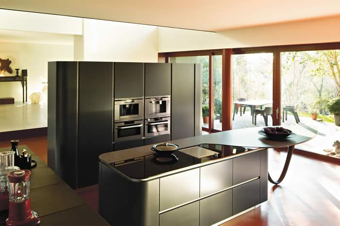 italiaanse design keuken snaidero ola  van paolo pininfarina., Meubels Ideeën