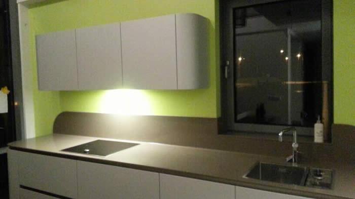 Italiaanse design keuken snaidero ola 20 in zeeland projekt 603 - Heel mooi ingerichte keuken ...