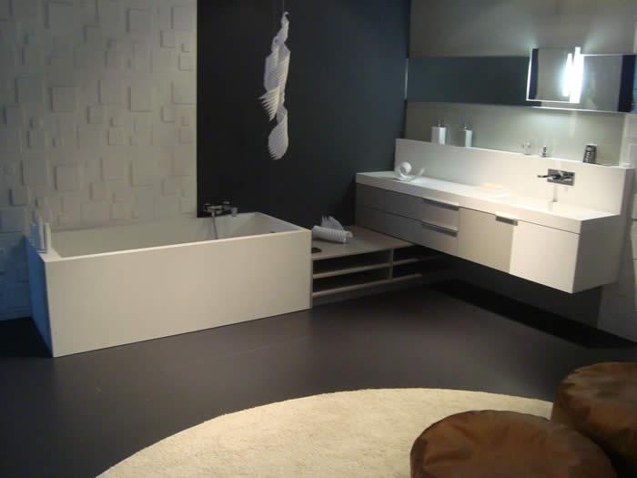 Badkamer italiaans design home design idee n en meubilair inspiraties - Model badkamer design ...