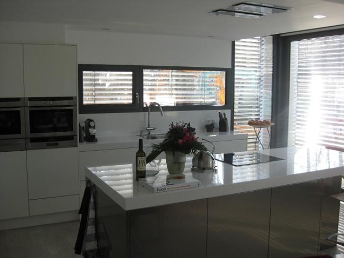 ... Italiaanse Design Keukens e.d.: Keuken in Duitsland klaar (Snaidero