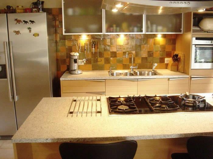Snaidero keuken geplaatst in den haag in model time rovere light eiken - Keuken licht eiken ...