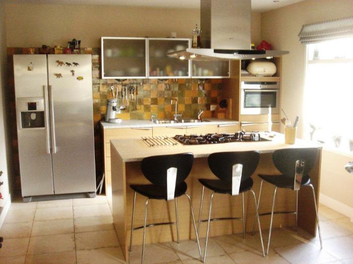 Glazen Achterwand Keuken Den Haag : Snaidero keuken geplaatst in den Haag in model Time Rovere