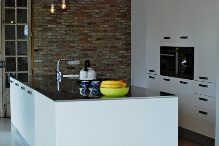 Keuken Handgrepen Rvs : Deze Snaidero keuken is gemonteerd in Kattendijke (Zeeland) en van het