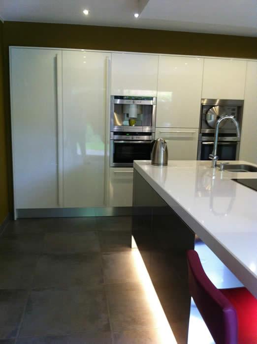 Italiaanse design keuken snaidero in zeeland projekt 430 - In het midden eiland keuken ...