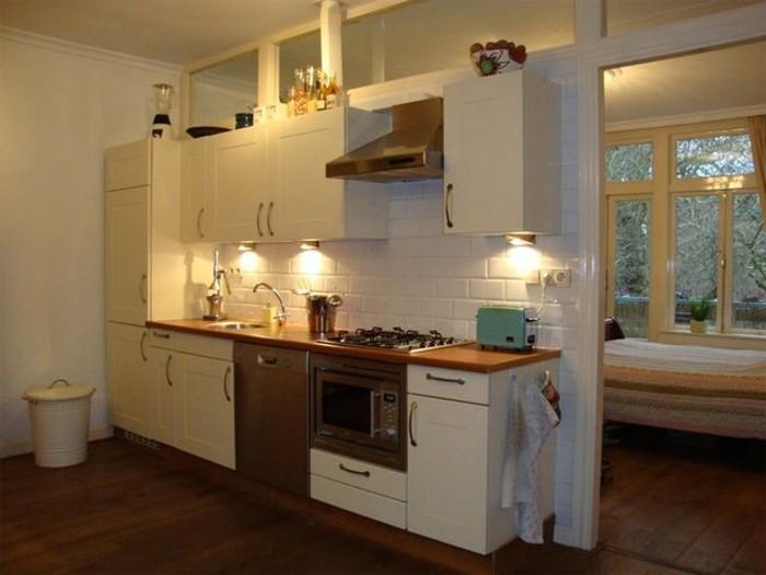 Italiaanse design keuken snaidero kube te amsterdam projekt 475 - Deco oude keuken ...