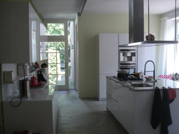 Keuken Design Hilversum : Deze Snaidero keuken is geplaatst in ...