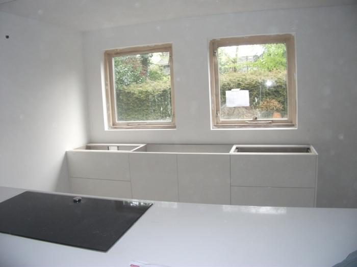 Italiaanse design keuken snaidero te hoogeveen projekt 552 - Winkel raam keuken ...
