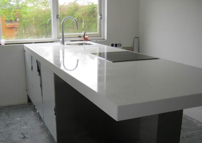 Italiaanse design keuken snaidero te heerhugowaard projekt 558 - Eiland in de kleine keuken ...
