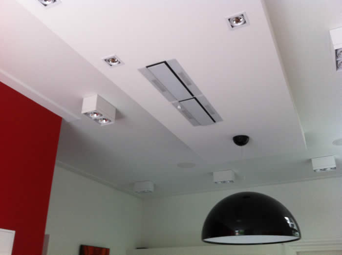 Verlichting Keuken Zonder Bovenkasten : Design Keukens e.d.: Snaidero keuken opgeleverd (project 562