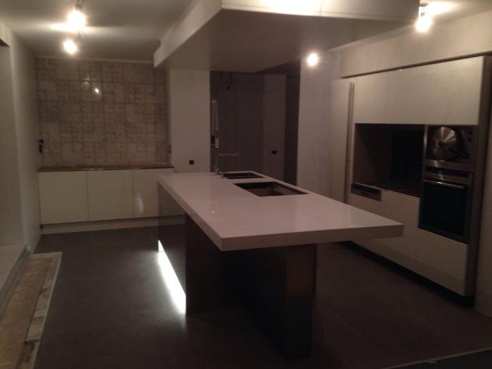 Keuken Plint Clips : in hartje Brussel hebben we een Snaidero keuken mogen leveren