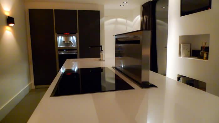 Keuken Afzuigkap Recirculatie : over Italiaanse Design Keukens e.d.: Snaidero keukens in Wemeldinge