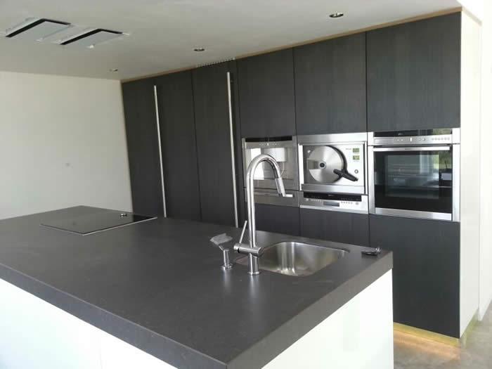 Snaidero keuken geplaatst in Ovezande (Zeeland)
