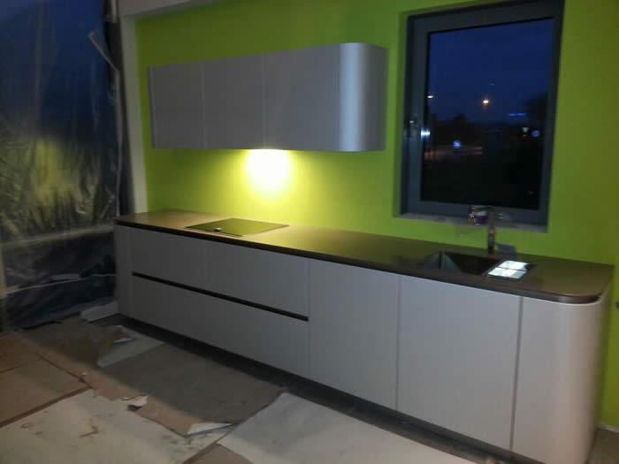 Italiaanse design keuken Snaidero Ola 20 in Zeeland    projekt 603