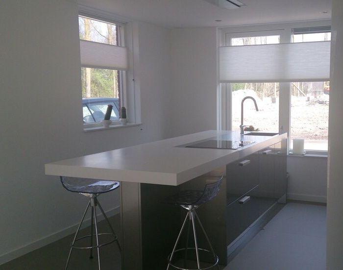 Italiaanse design keuken in hoorn projekt 604 - Design keuken plafond ...