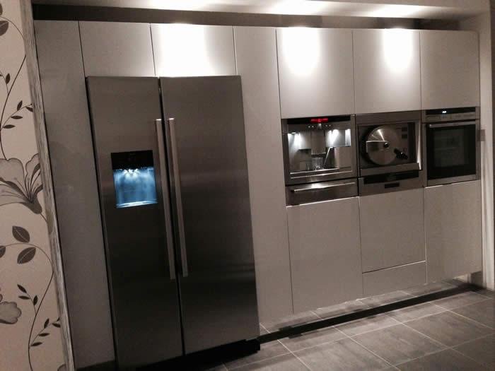 Rudy`s blog over Italiaanse Design Keukens e d   Nieuwe Amerikaanse koelkast bij Neff