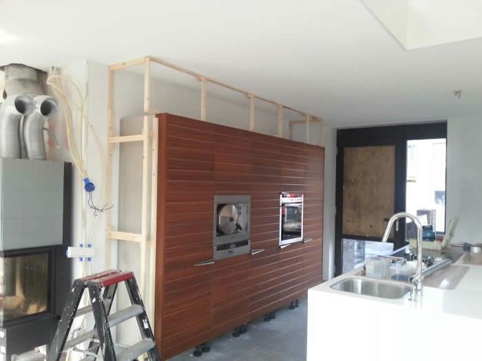 Keuken Plint Clips : Italiaanse design keuken Snaidero te Hooglanderveen / projekt 616