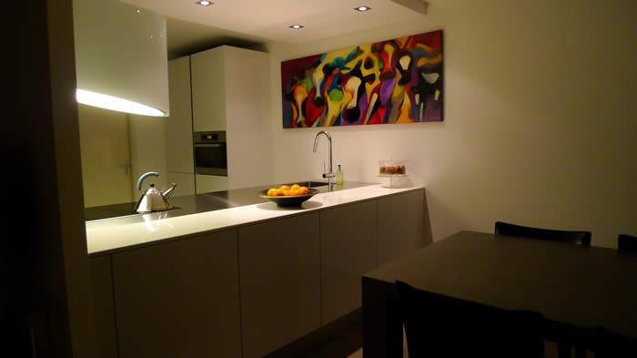 Italiaanse design keuken snaidero in zeeland/ projekt 617