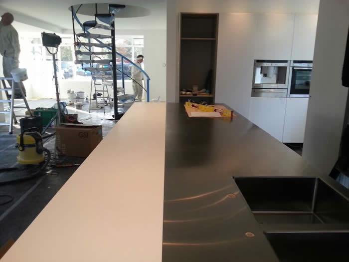 Italiaanse design keuken van snaidero te rockanje projekt 621 - Keuken op het platteland ...
