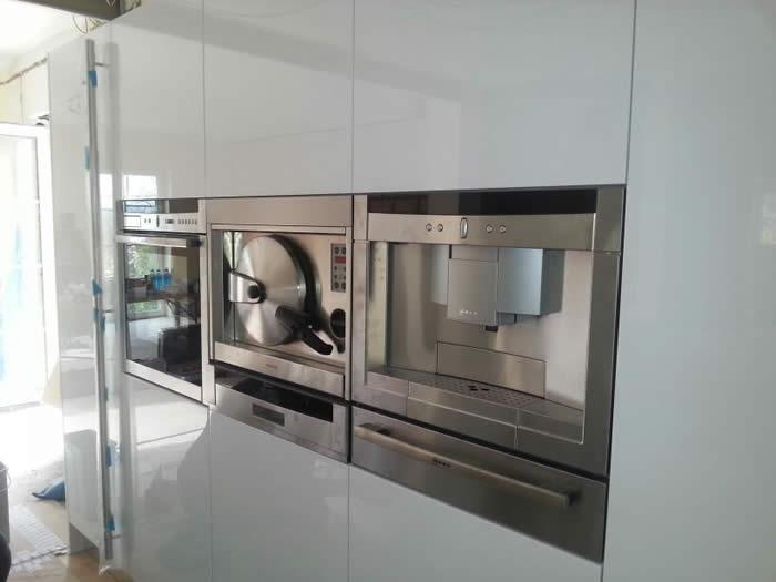 Stopcontact Keuken Hoogte : is een servieswarmer ingebouwd, net als in onze eigen keuken showroom
