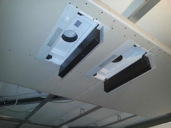 Keuken Afzuigkap In Plafond : plafond ietsje verlaagd zodat de plafond afzuigkap weggewerkt kan