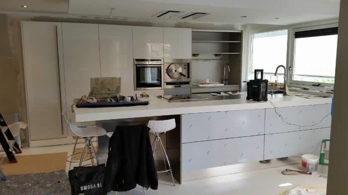 Pantry Keuken Kopen : De nieuwe keuken is bijna klaar. De deuren van de pantry kast moeten