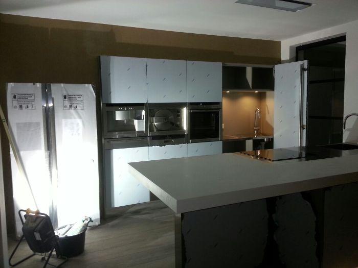 Keukens wassenaar keukenarchitectuur - Keuken voor klein gebied ...