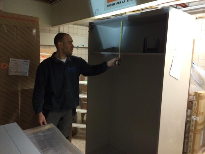 Pantry Keuken Te Koop : Keukens e.d.: Pantrykasten voor de Snaidero keukens in Zuid Afrika