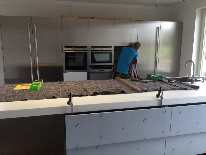 Koffiemachine De Keuken : Italiaanse design keuken van snaidero projekt 667
