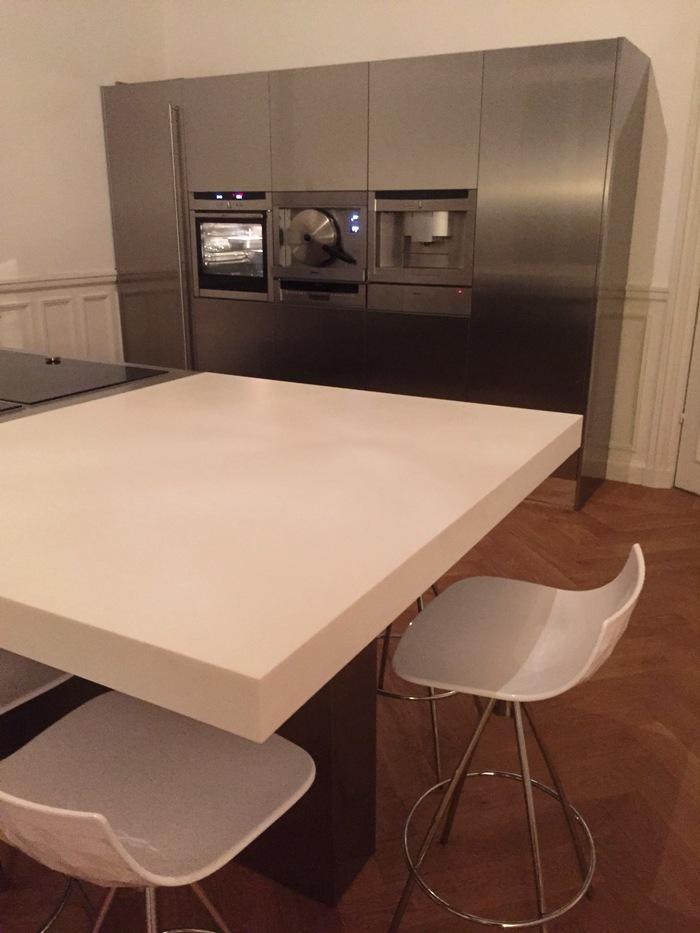 italiaanse design keuken in den haag / projekt, Meubels Ideeën