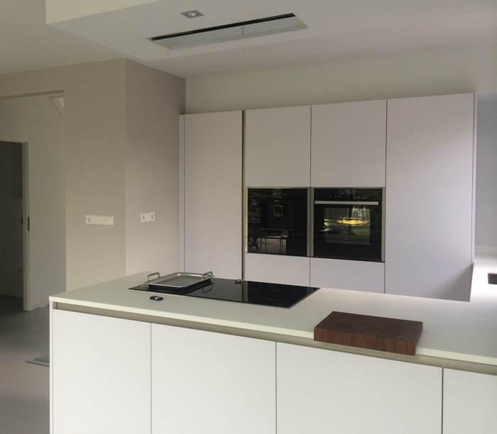 Italiaanse design keuken in goes / projekt 681