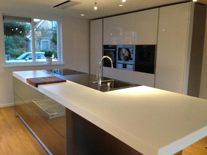 Design Keukens Friesland : Deze Snaidero keuken is gemonteerd in ...