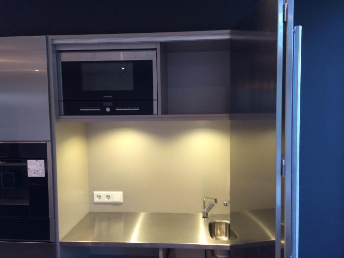 Design Mini Keuken : Bij deze Snaidero keuken is de nieuwe lijn Neff ...