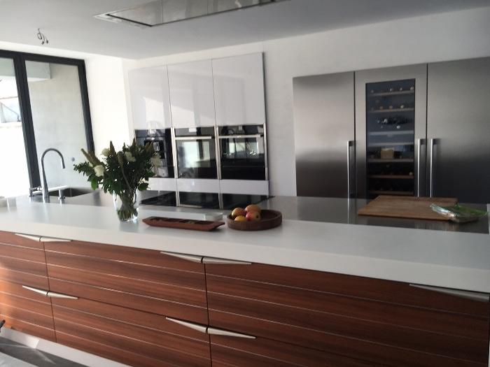 Keuken Aanrecht Corian : we onlangs een nieuwe Snaidero keuken mogen leveren. Deze keuken