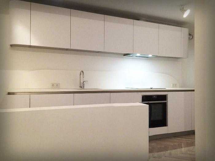 Keuken Wit Mat : Italiaanse Design Keukens e.d.: Snaidero Ola 20 keuken / project 690