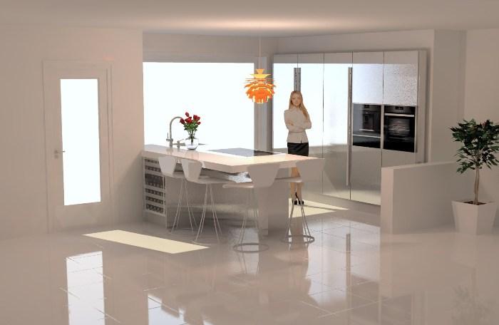 Keuken Design Castricum : Zodra de houten vloer van klant klaar is ...