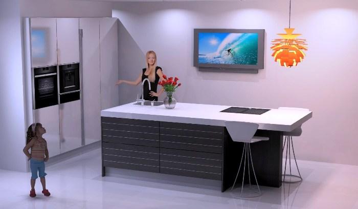 Keuken Design Castricum : Naast de Teak en Donker Eiken versie is het ...