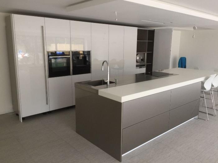 Spiksplinternieuw Blog over Italiaanse Design Keukens: Snaidero keuken in Engeland IN-05