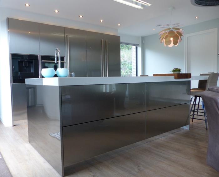 Rudy s blog over italiaanse design keukens e d stoere keuken in de duinen bij vrouwenpolder - In het midden eiland keuken ...