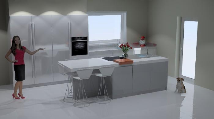 Keuken Design Hilversum : Italiaanse design keuken van snaidero bij klant in hilversum