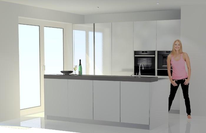 Design Keuken Groningen : Italiaanse design keuken van snaidero bij klant in groningen