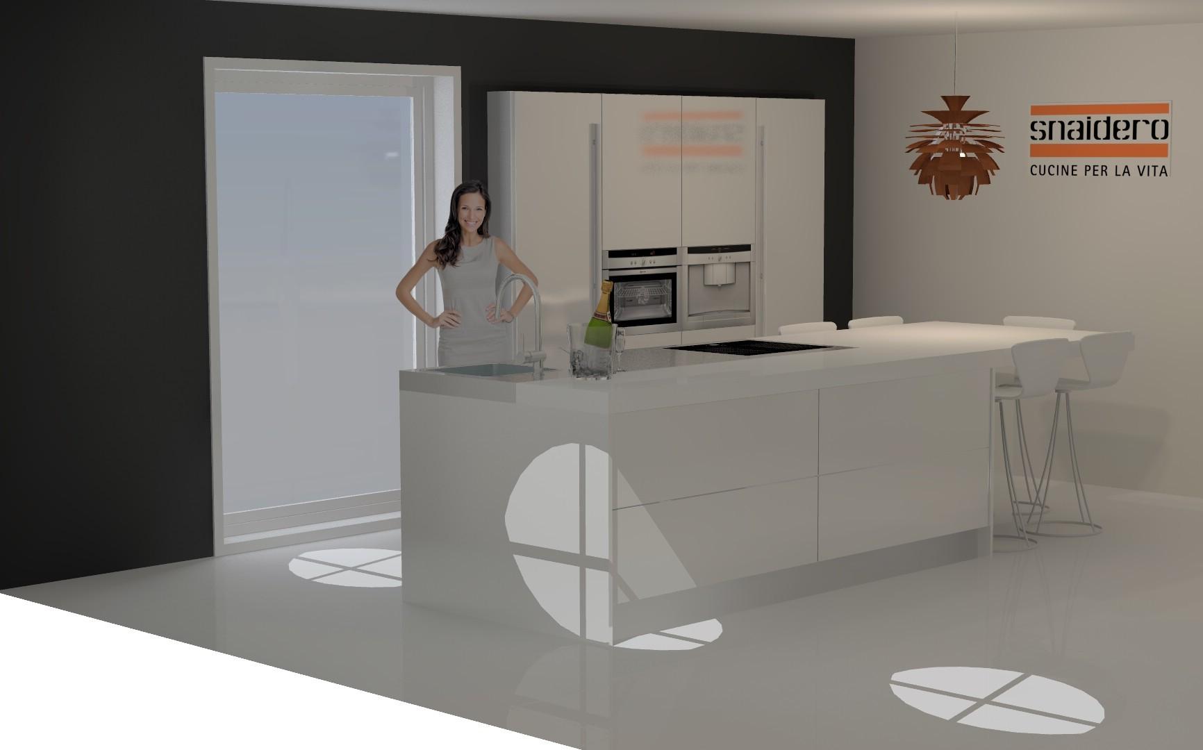 Keukentafel Hoogglans Wit : Keuken hoogglans verven pics photos onze ...