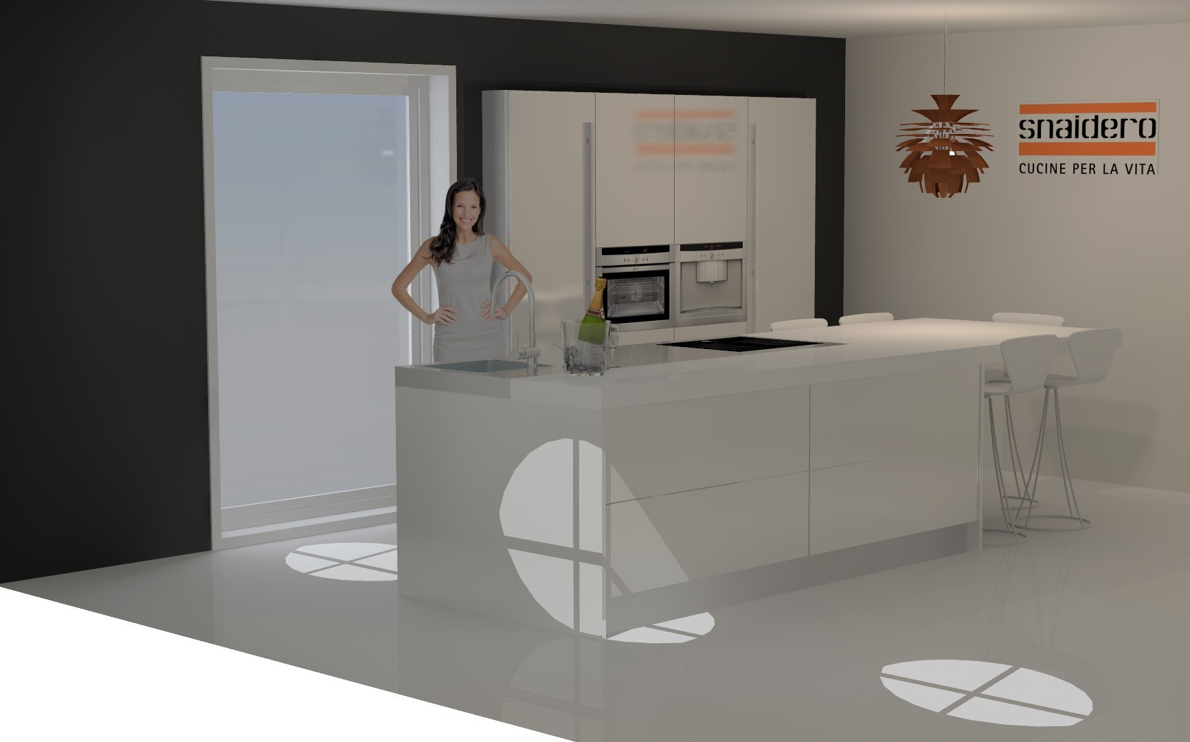 Snaidero Concept Store - stijlvolle designkeukens, Italiaans ...