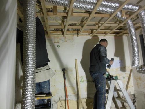 Keuken Pimpen Folie : Verlaagd Plafond Maken Keuken: Keuken spanplafonds plameco vakbedrijf