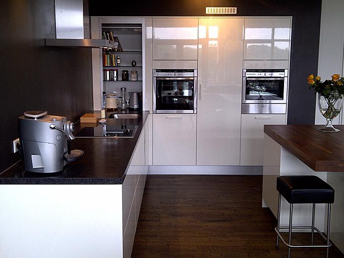 Keuken Design Amsterdam : de Bulthaup keuken vervangen door een nieuwe Snaidero design keuken