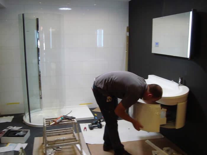 Rudy s blog over italiaanse design keukens e d badkamershowroom opstelling - Italiaanse design badkamer ...